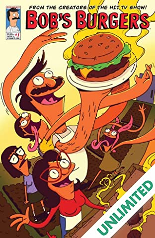 Bob's Burgers #1 (of 5): Digital Exclusive Edition